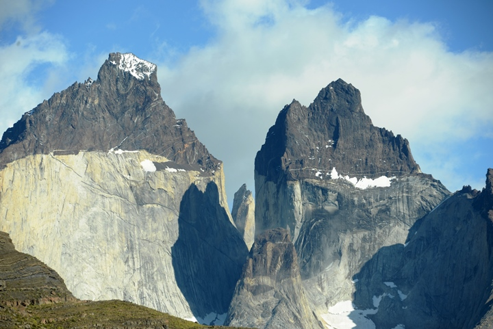 The Towers of Paine - low res