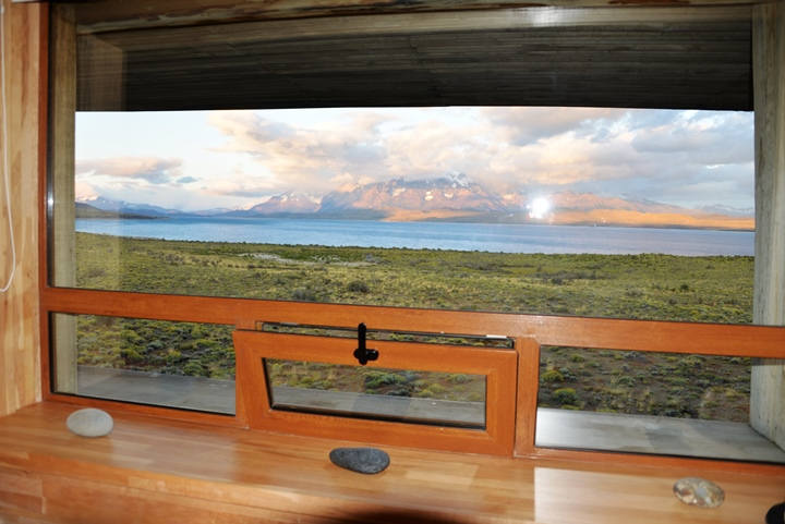 View out of Tierra Patagonia window low res