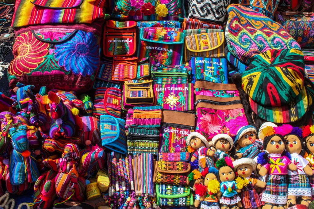 Colours of Central America