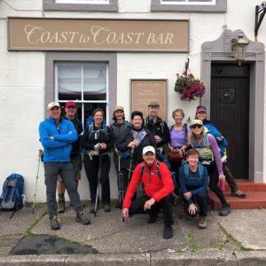 COAST TO COAST - Walk Across England. 18 nights/19 Days 05 - 23 June 2021. Escorted by Glenyce Johnson. AUD$4,460 per person 12