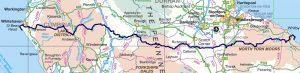 COAST TO COAST - Walk Across England. 18 nights/19 Days 05 - 23 June 2021. Escorted by Glenyce Johnson. AUD$4,460 per person 1