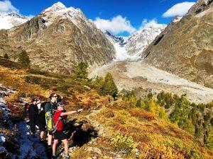 Exodus: Tour du Mont Blanc Hotel Trek 15 days from $5,249 2