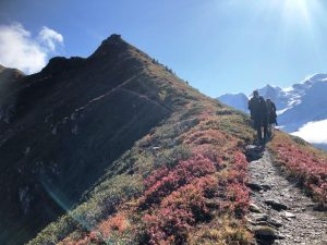 Exodus: Tour du Mont Blanc Hotel Trek 15 days from $5,249 19
