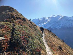Exodus: Tour du Mont Blanc Hotel Trek 15 days from $5,249 22