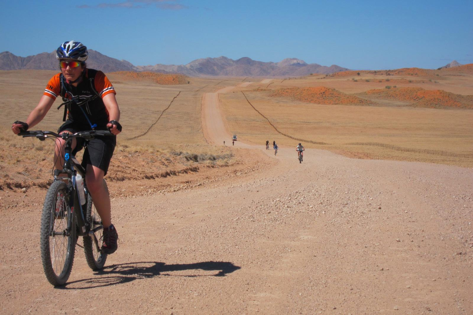 Exodus: Cycle Namibia 12 days from $AUD 3,899 1