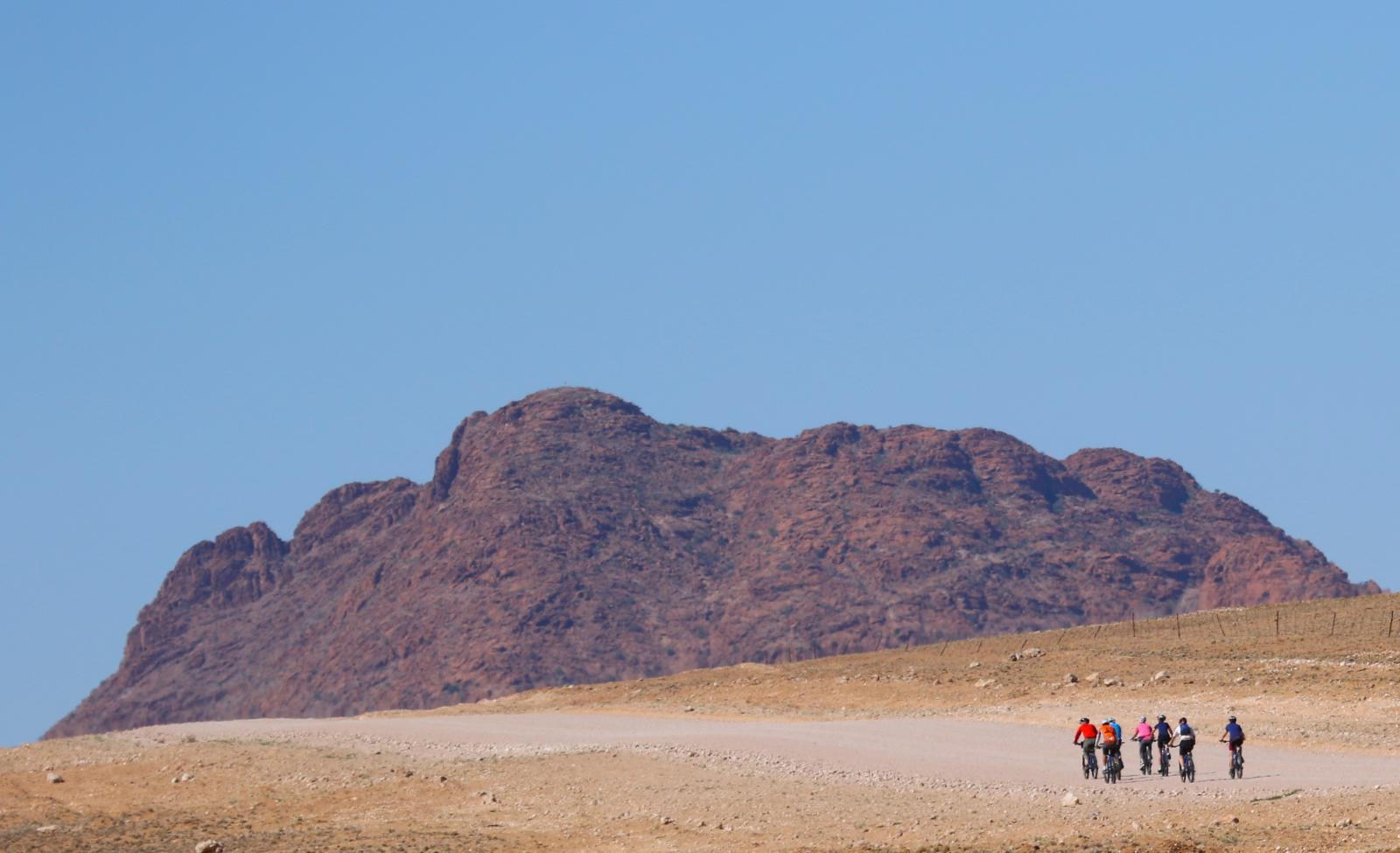 Exodus: Cycle Namibia 12 days from $AUD 3,899 3