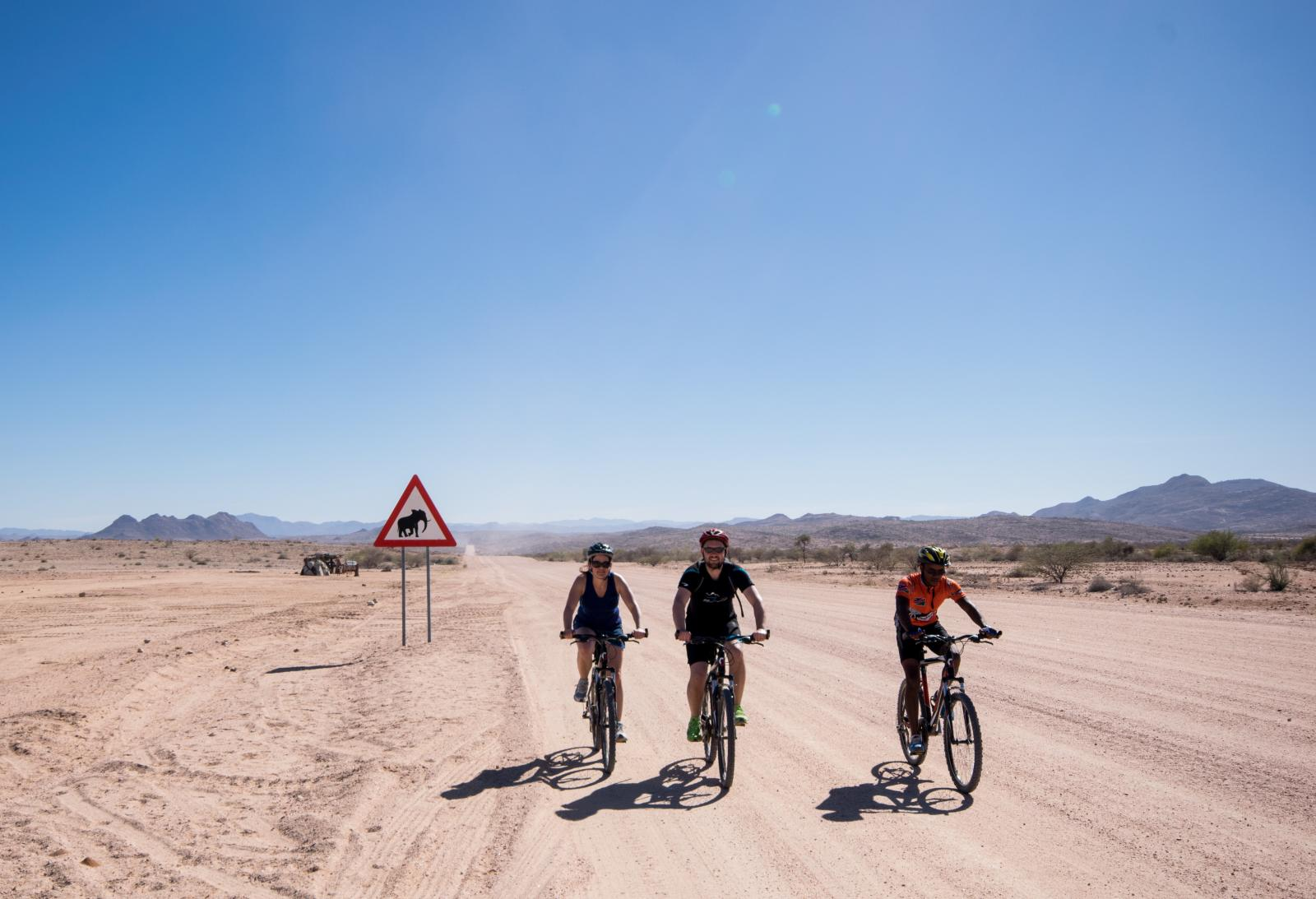 Exodus: Cycle Namibia 12 days from $AUD 3,899 4