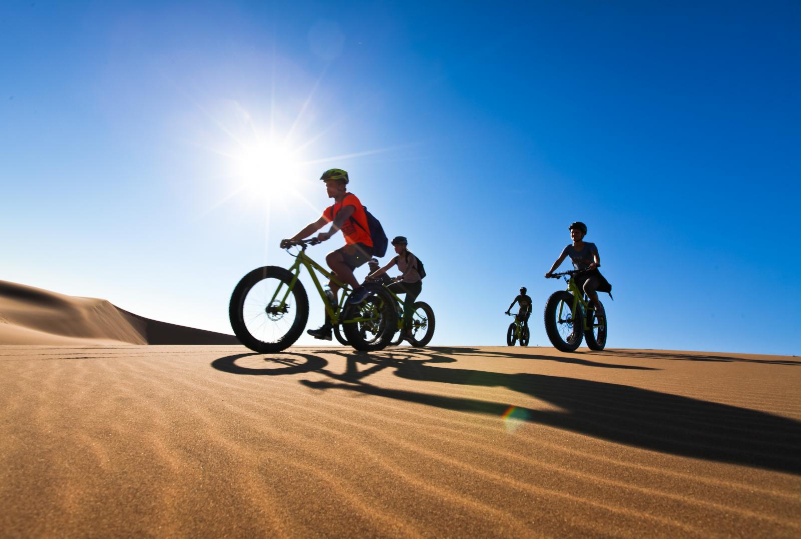 Exodus: Cycle Namibia 12 days from $AUD 3,899 6