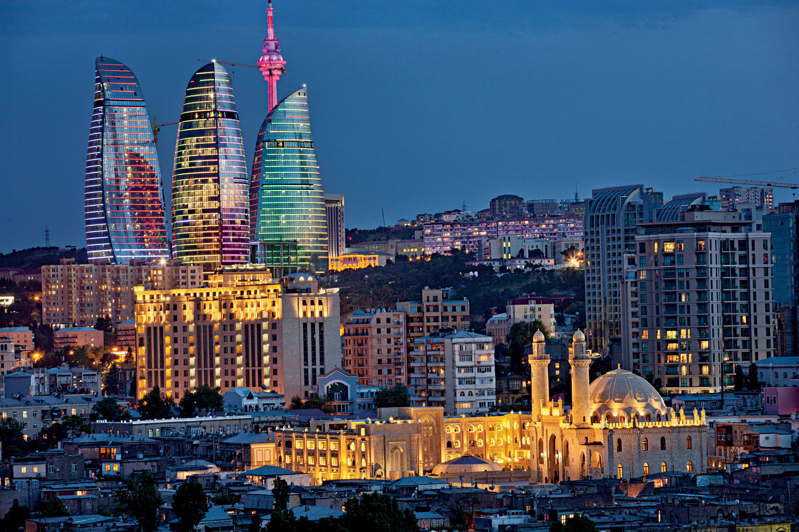 AZERBAIJAN, GEORGIA & ARMENIA - 10 May - 01 June 2021 Escorted by Mike Wood AUD$6,995 3