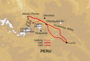 Exodus: The Inca Trail - 9 days from $2,379 1