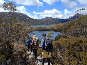 Tasmania's Wild Walks - East, Central & West Tasmania - 07-20 Feb 21; Escorted by Mike Wood. AUD$6,990 ONLY TWO PLACES LEFT! 5