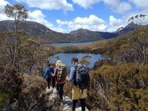 Tasmania's Wild Walks - East, Central & West Tasmania - 07-20 Feb 21; Escorted by Mike Wood. AUD$6,990 ONLY TWO PLACES LEFT! 4