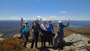 Tasmania's Wild Walks - East, Central & West Tasmania - 07-20 Feb 21; Escorted by Mike Wood. AUD$6,990 ONLY TWO PLACES LEFT! 16