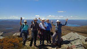 Tasmania's Wild Walks - East, Central & West Tasmania - 22 Mar-04 Apr 21; Escorted by Mike Wood. AUD$6,990 16