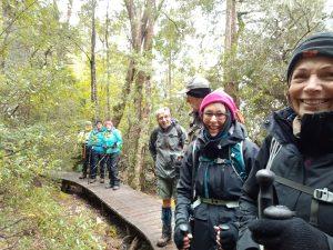 Tasmania's Wild Walks - East, Central & West Tasmania - 22 Mar-04 Apr 21; Escorted by Mike Wood. AUD$6,990 21