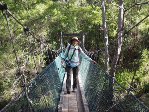 WA's 8-Day Highlights of the Bibbulmun Track tour 14th – 21st September 2020 from $2,600 8