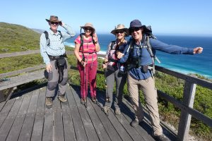 WA's 8-Day Highlights of the Bibbulmun Track tour 14th – 21st September 2020 from $2,600 13