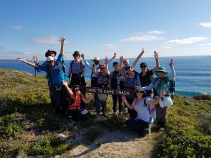 Cape to Cape Track Guided Walking Tour - 8 Days ex Perth, the full 135km from $2,300 1