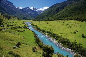 The Ultimate New Zealand Southern Alps Trek; Escorted by Mike Wood. 11 days 14 - 24 March 21 AUD$7,395 9