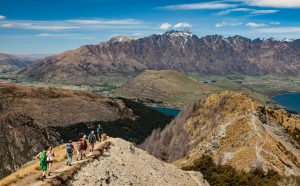 The Ultimate New Zealand Southern Alps Trek; Escorted by Mike Wood. 11 days 14 - 24 March 21 AUD$7,395 17