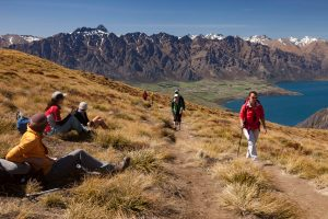 The Ultimate New Zealand Southern Alps Trek; Escorted by Mike Wood. 11 days 14 - 24 March 21 AUD$7,395 21