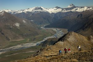 The Ultimate New Zealand Southern Alps Trek; Escorted by Mike Wood. 11 days 14 - 24 March 21 AUD$7,395 26