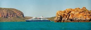 Ponant Expedition's Le Bellot  'Kimberley Cruise Luxury Package' 11 Days from $11,250 1